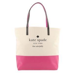 Kate Spade Basin View Bon Shopper
